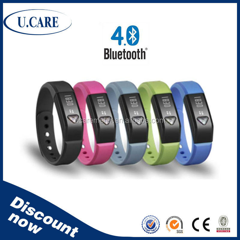 2015 promotion price fitbit charge wristband, sports wristband support, silicone rubber wristband bracelet with holes