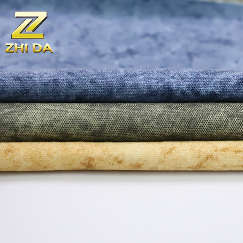 Guangzhou hot selling  wholesale soft linen fabric for bag,sofa,curtain