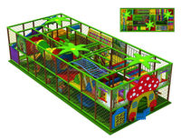 Quality/most popular/mini baby pirate ship indoor playground
