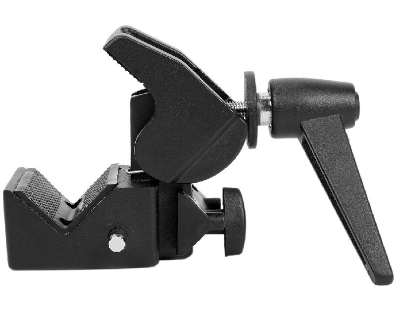 Studio Multi-function Super Clamp Studio Clip With Stud stand for Photo Camera