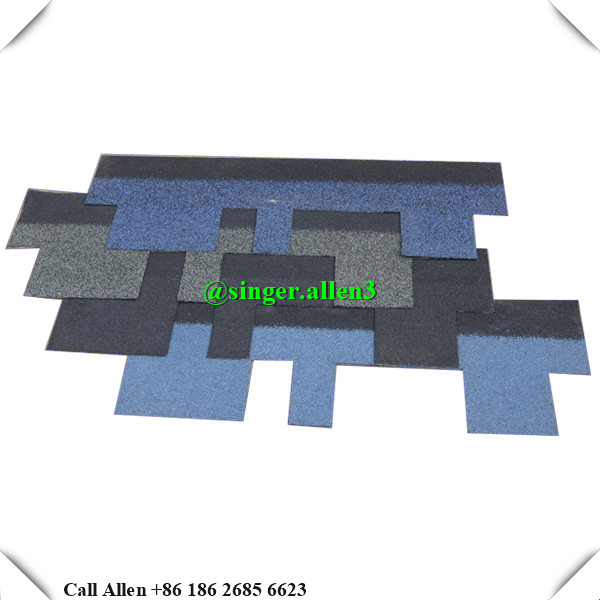 Cheap Goethe asphalt shingles new building material Color Bitumen roofing tiles