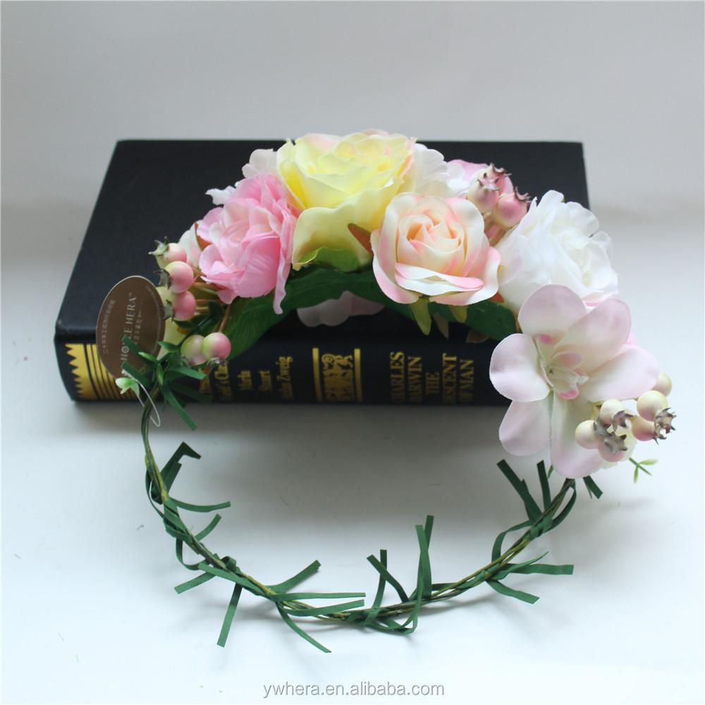 Wholesale Artificial Flower Garland Wholesale Artificial Flower