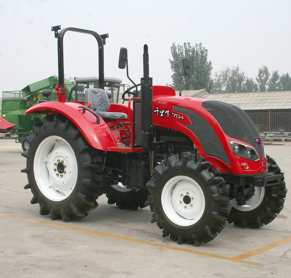 Four Wheel Tractor For Sale - Used Tractor For Sale In 2020
