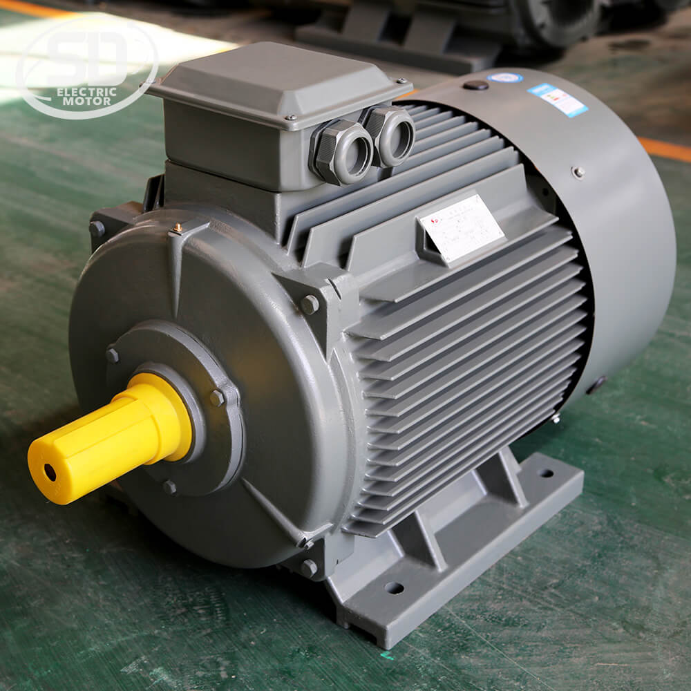 125hp 3000rpm Ac 3 Phase 220v Electric Motor 90kw - Buy Electric Motor  90kw,Ac Motor 3000rpm,3 Phase Motor 220v Product on Alibaba com