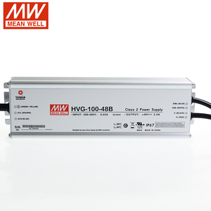 HVG-100-48B Meanwell Switching Power Supply 110V/220V AC to 48V DC 2A 96W dimmable led driver IP 67