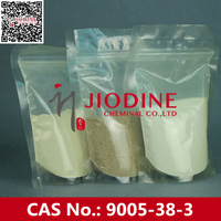 sodium alginate!!food addictive as adsorbent to ice cream,cheese etc.CAS NO.9005-38-3