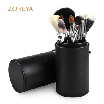 12pcs/set new arrival z'oreya brand cosmetic makeup brush