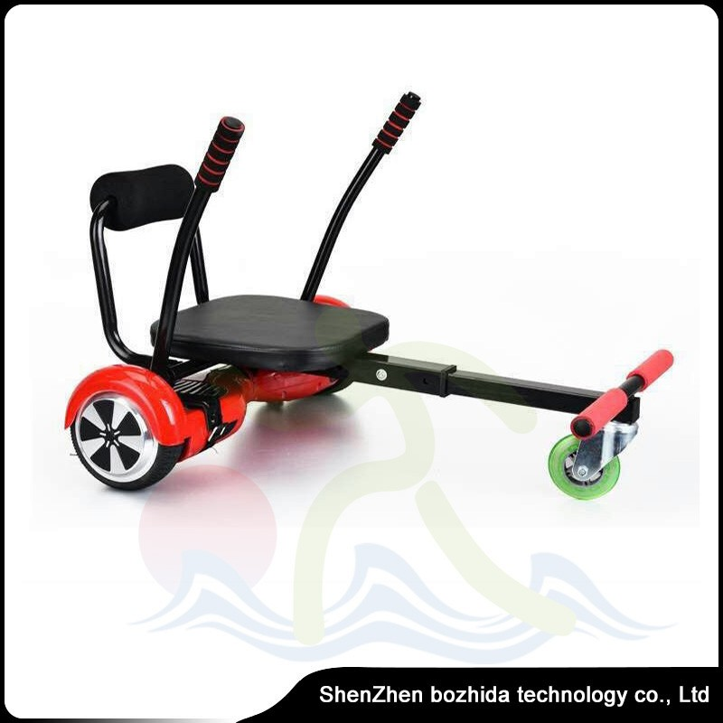 Shenzhen Factory Direct Sale Adjustable rod Go Kart seat electric go kart with Chair