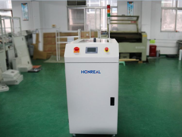 Full Automatic SMT Machine Double Sides LED PCB Flipper / Inverter Machinery equipment