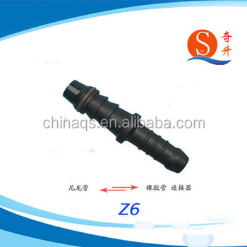 Equal Straight Hose Connector ID8MM 7.5 Z6 hose y connector