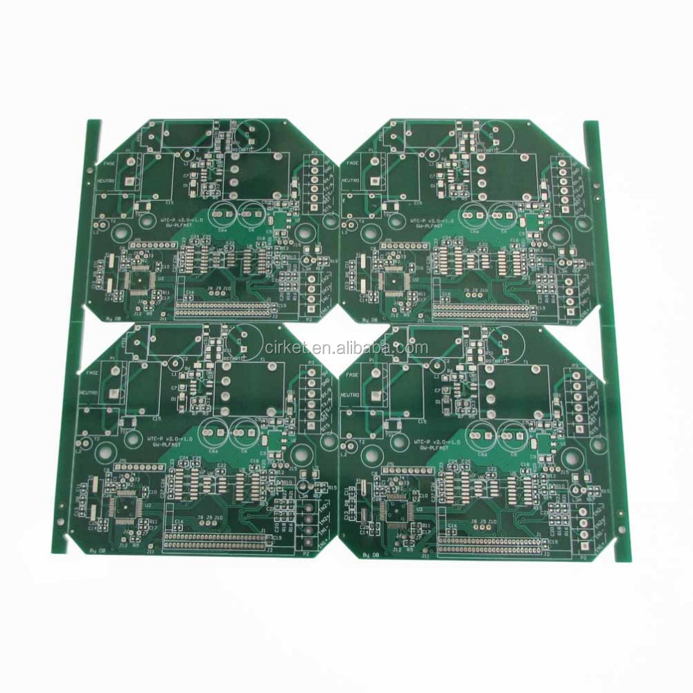 Shenzhen double-sided FR4 PCB/PCBA for Home lighting
