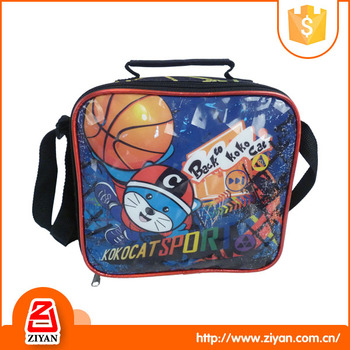 2017 Name Brand Best Cool Designer Lunch Bags Bo For Boys