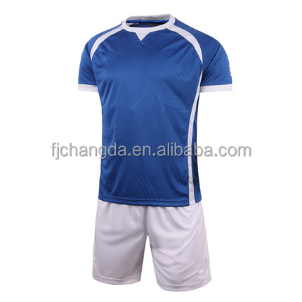Hot Selling Eco-friendly full hand football jersey