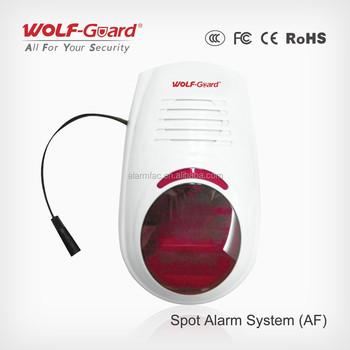 120db Sound Wireless Indoor Outdoor Alarm Strobe Siren With Waterproof Function Buy Wireless Alarm External Siren Indoor Alarm Siren Wireless Remote Siren Product On Alibaba Com