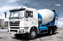 China Shacman concrete mixer truck price 6x4 for sale