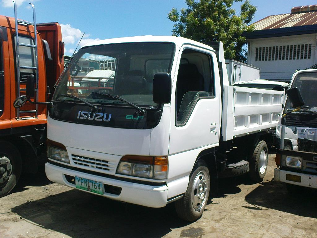 High Quality Isuzu Nkr Elf Despejo Mini W/extended Siding Caminhão   Buy Isuzu Elf Nkr  Despejo Mini W / Prolongado Tapume Product On Alibaba.com
