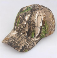 Custom camo 6 panel camouflage baseball cap tactical camo baseball cap