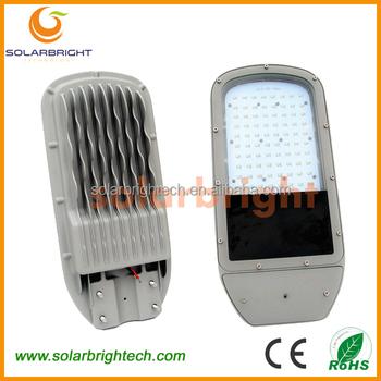 Outdoor 50w 12v Led Street Solar Lamp Post Lights Powered Led Solar Power Energy Street Light
