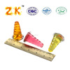 2016 hot selling 20g long shaped cup jelly