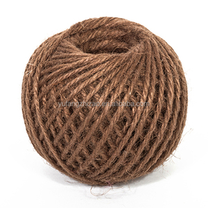 High Quality Twisted Jute Twine Natural Hemp Rope String