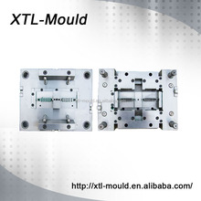 Professional custom plastic injection mould making for auto connector assembly