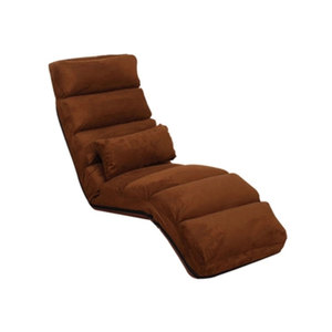 New design good quality lounge sofa bed folding adjustable floor chair