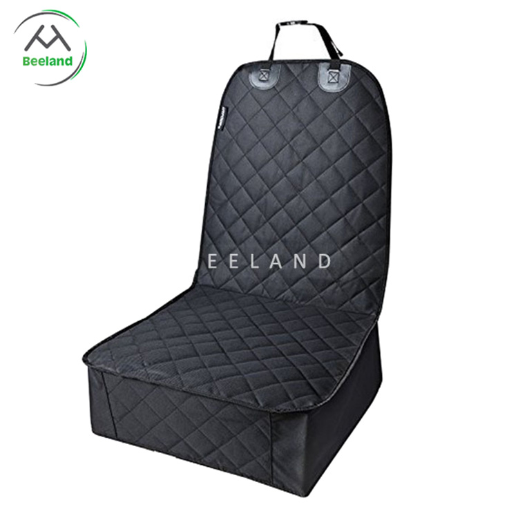 Manufacturer waterproof dog car seat cover pet front seat cover for car