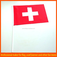 custom polyester Automobile racing flag