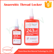 YTMOON Medium strength oil resistant anaerobic thread locker and sealant 243
