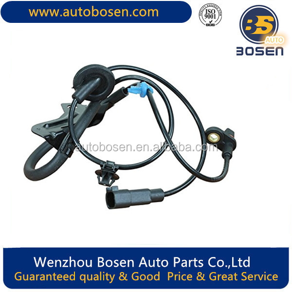 Oem MN116244 Rear Right ABS Wheel Speed Sensor Brakes For 2007-2012 Dodge Jeep and Mitsubishi Outlander/ Lancer Oem MN116244