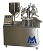 Micmachinery MIC-R30 semi automatic tube filling and sealing machine with CE speed 20-30 bpm