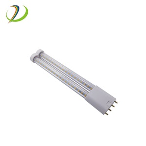 2g11-4pin 4ft 18w PL light 2g11 led tube U-L/CE/RoHS 4-pin PLL led lamp