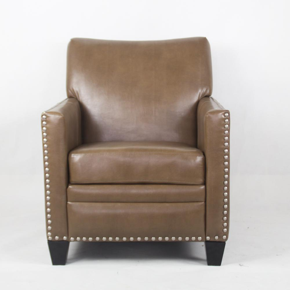 Quality Sofas For Sale: High Quality And Comfortable Single Leather Sofa / Living
