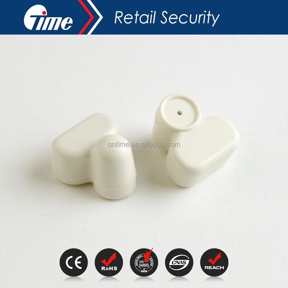 ONTIME HD2060 Hot Sales 8.2MHz/58KHz EAS Retai anti-theft security hard tag