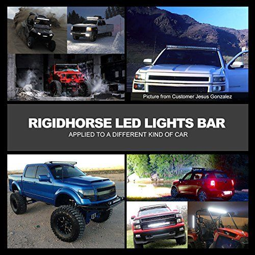 Waterproof IP68 468W Lights Truck Bar Quad Rows 46800LM 8D Chip Led Bar Light For Car