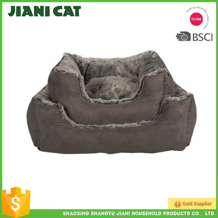 pet accessories wholesale china luxury dog bed