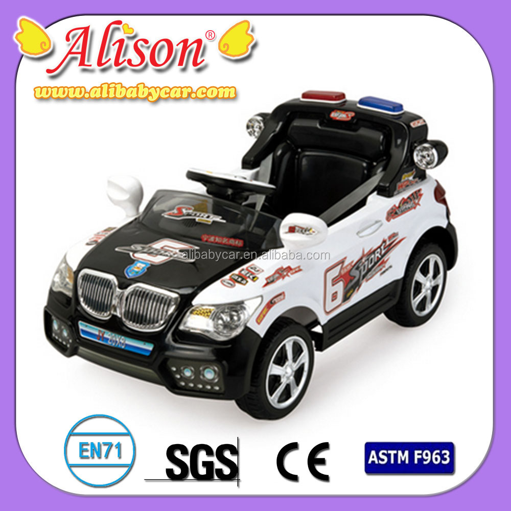 Alison C05518 kid plastic toy car boys electric car