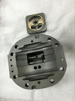 NEW HPV116 HEAD COVER/BACK COVER/VALVE PLATE/HYDRAULIC PUMP PARTS IN STOCK