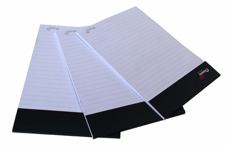 Custom note pad exercise books a4 school printing