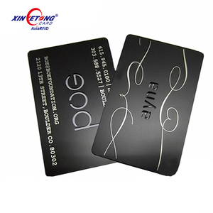 Gold Metal Cards (Best Price)