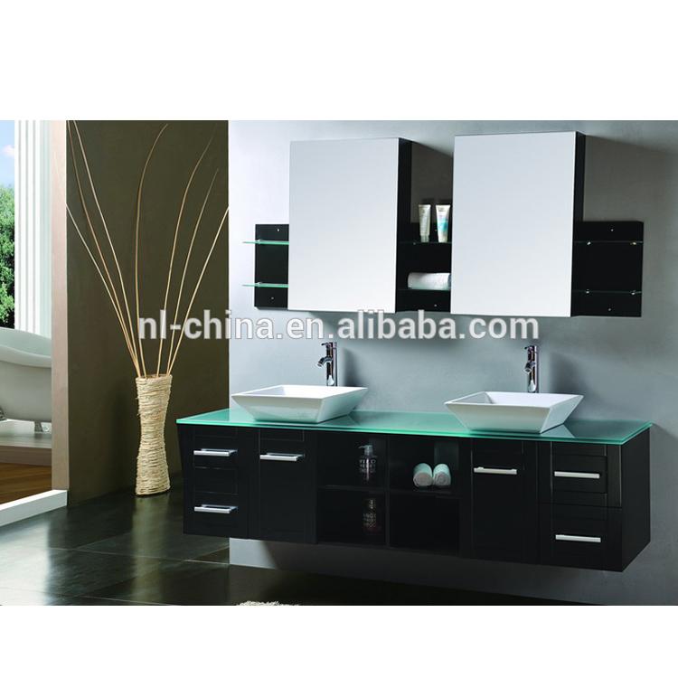 Modern Double Sink Bathroom Vanity Vanity Bathroom Bathroom Cabinet