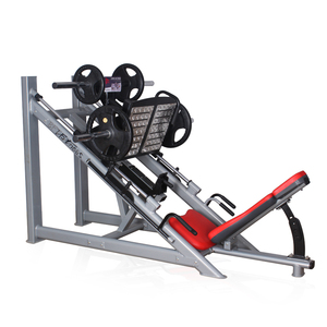 hammer strength linear leg press/weight free gym equipment/leg press machine for commercial gym