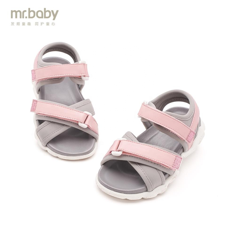 Dependable High Quality Original Brand Kids Casual Sandals Soft Anti-slippery Boys Girls Beach Sandals 21-30 Sandals