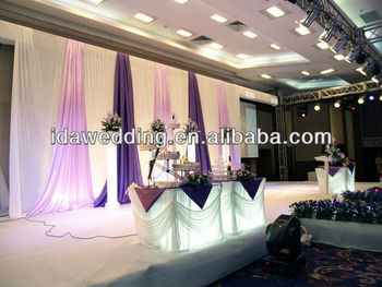 Lighted Backdrops For Weddings Buy Stage Backdrops For Wedding Light Curtain Backdrops Wedding Backdrop Design Product On Alibaba Com