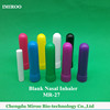 Blank Inhaler Sticks Container with Label, Logo Printing Aroma Inhaler
