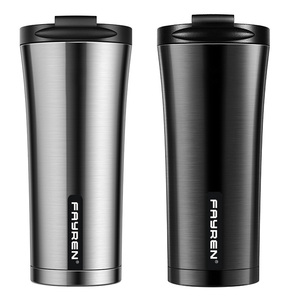 Hot sell double wall stainless steel tumbler vacuum insulated portable travel mug