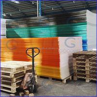 GoodLife offset printing pvc plastic sheet for roofing