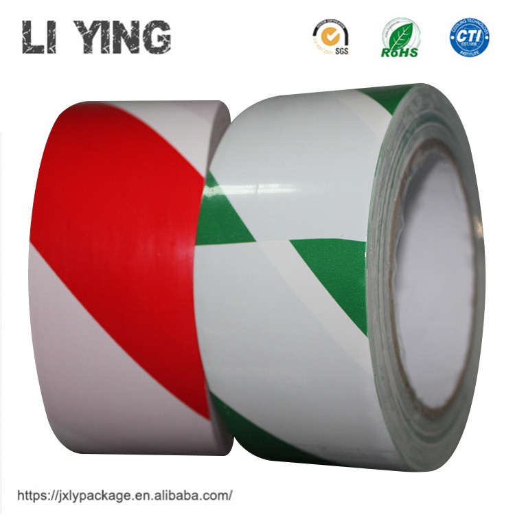 Top Selling Caution Warning PVC Barrier Tape for Safety