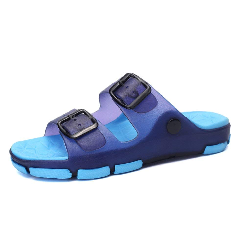 dcb9f1cd0504 Get Quotations · MINIVOG Unisex Garden Clogs Outdoor Indoor Walking Soft  Slippers Anti-Slip Beach Shower Sandals