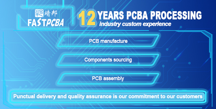 Pcba Circuit Board Assembly Manufacturer